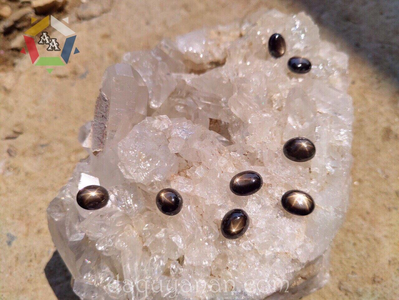 Đá Sapphire tự nhiên - sản phẩm của Đá quý An An