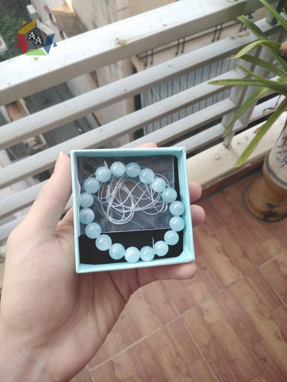 Vòng đá Aquamarine tại Đá quý An An