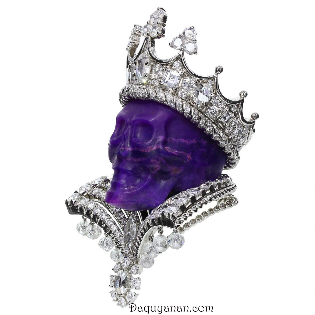 "Tuyệt tác ""King of Sugilite"" của Dior"