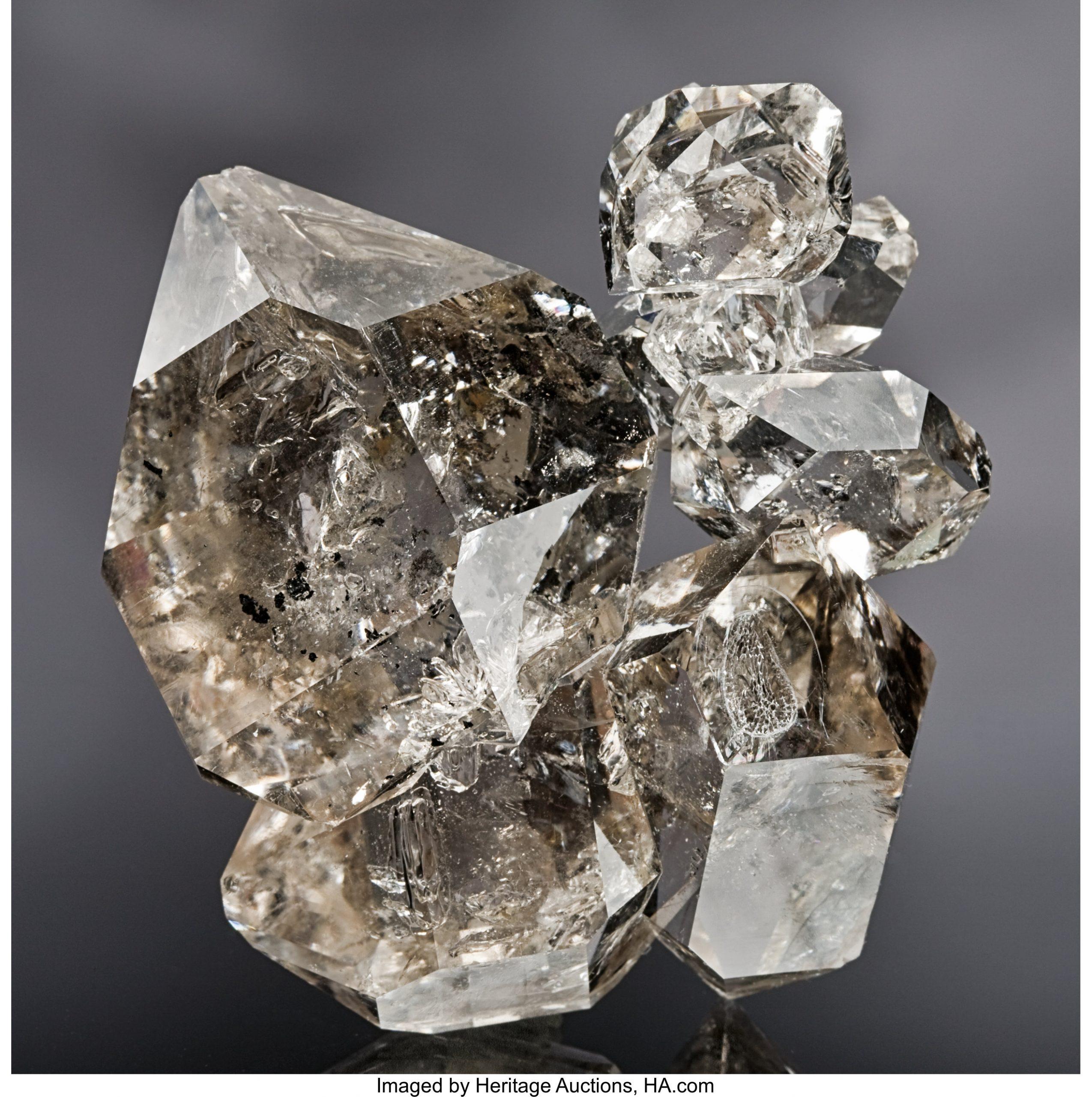 Thạch anh kim cương Herkimer